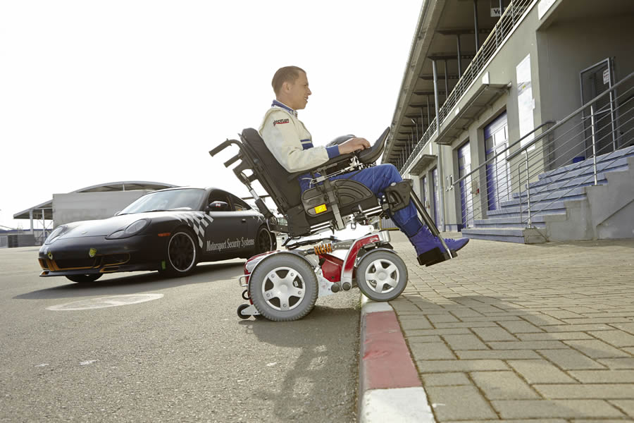 Invacare Storm 4 The Wheel Chair Centre